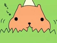 カピバラさんアニメ